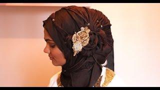 Eid Al-Fitr ♥ Makeup, Hijab & Kaftan ♥ Hijab Hut | Zahrah Aliyah