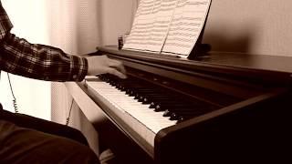 [ピアノ] この素晴らしい世界に祝福を!op「fantastic dreamer」 in Konosuba