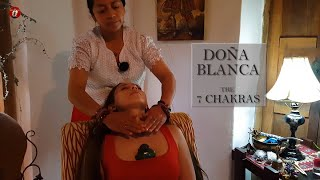 REIKI WITH DOÑA ☯ BLANCA, SPIRITUAL CLEANSING, LIMPIA, ASMR MASSAGE, RUHSAL TEMİZLİK, CUENCA, SLEEP