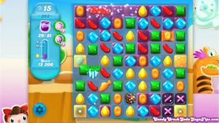 Candy Crush Soda Saga Level 392 No Boosters