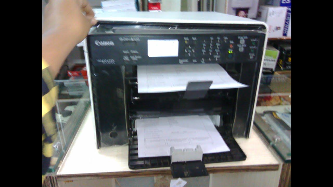Canon Duplex Printer Mf4820d Hands On Print Testing