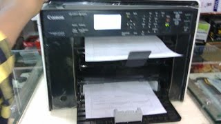 Canon Duplex Printer MF4820D Hands On, Print Testing & Review