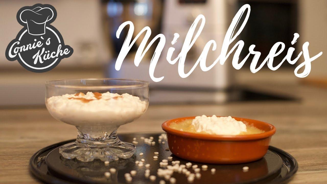 Milchreis Selbstgemacht In Der Kenwood Cooking Chef Gourmet Youtube