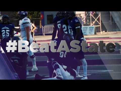 Football: #BeatAState