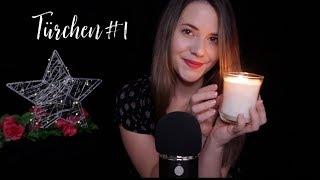 ASMR Sanfte Einstimmung 🌟 Whisper & Candle Lighting   Türchen 1 #asmradventskalender