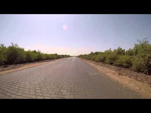 Sénégal Route vers la Guinée Bissau, Gopro / Senegal Road to Guinea Bissau