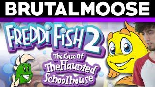 Freddi Fish 2 - brutalmoose ft. PeanutButterGamer