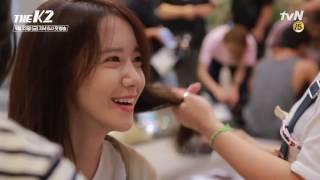 Video [THE K2 160923 EP 1 EngSub] A Sneak Peek BTS feat. Lim Yoona's Aegyo download MP3, 3GP, MP4, WEBM, AVI, FLV Februari 2018