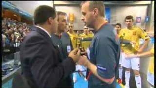 Futbol sala España-Rusia Eurocopa 2010 penaltis EL ROBO DEL SIGLO (Video entero).flv