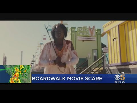 CK - (VIDEO)Jordan Peele's 'Us' Scaring People Away From Santa Cruz