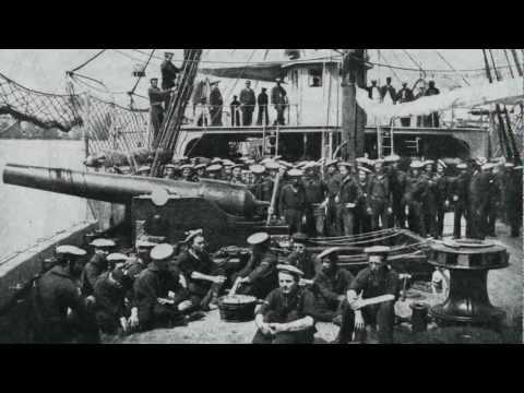 CIVIL WAR At Sea - Parts 1-5 -FINAL