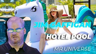 """Hotel Pools"" - Jim Gaffigan (Mr. Universe)"