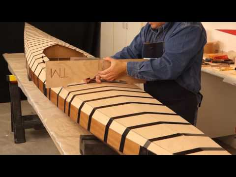 Wooden Kayak Kits Building Build Your Own Wood Kayak Kit Videos