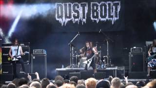 DUST BOLT - You lost sight (Live in Essen 2015, HD)