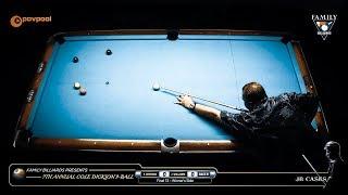 #12 - Jason WILLIAMS vs Rodrigo GERONIMO / 7th Annual, Cole Dickson 9-Ball Memorial Tournament