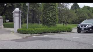 Life in New Westminster BC Canada - Tour of Heritage Housing Area & Really Crappy Roads