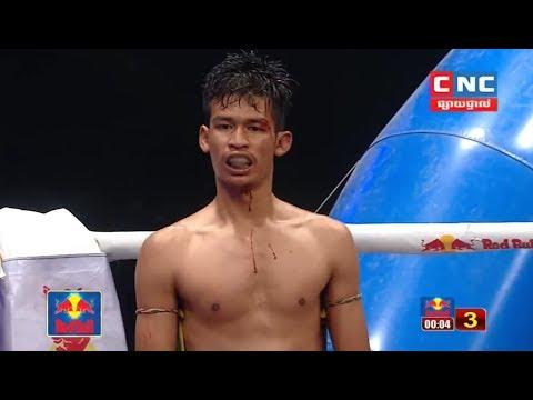 Seng Sroeun vs Watchharadeth(thai), Khmer Boxing CNC 26 May 2018 , Kun Khmer vs Muay Thai