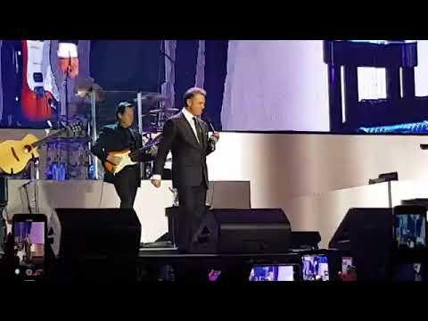 Luis Miguel En Peru - Tengo Todo Excepto A Ti ( Himno)