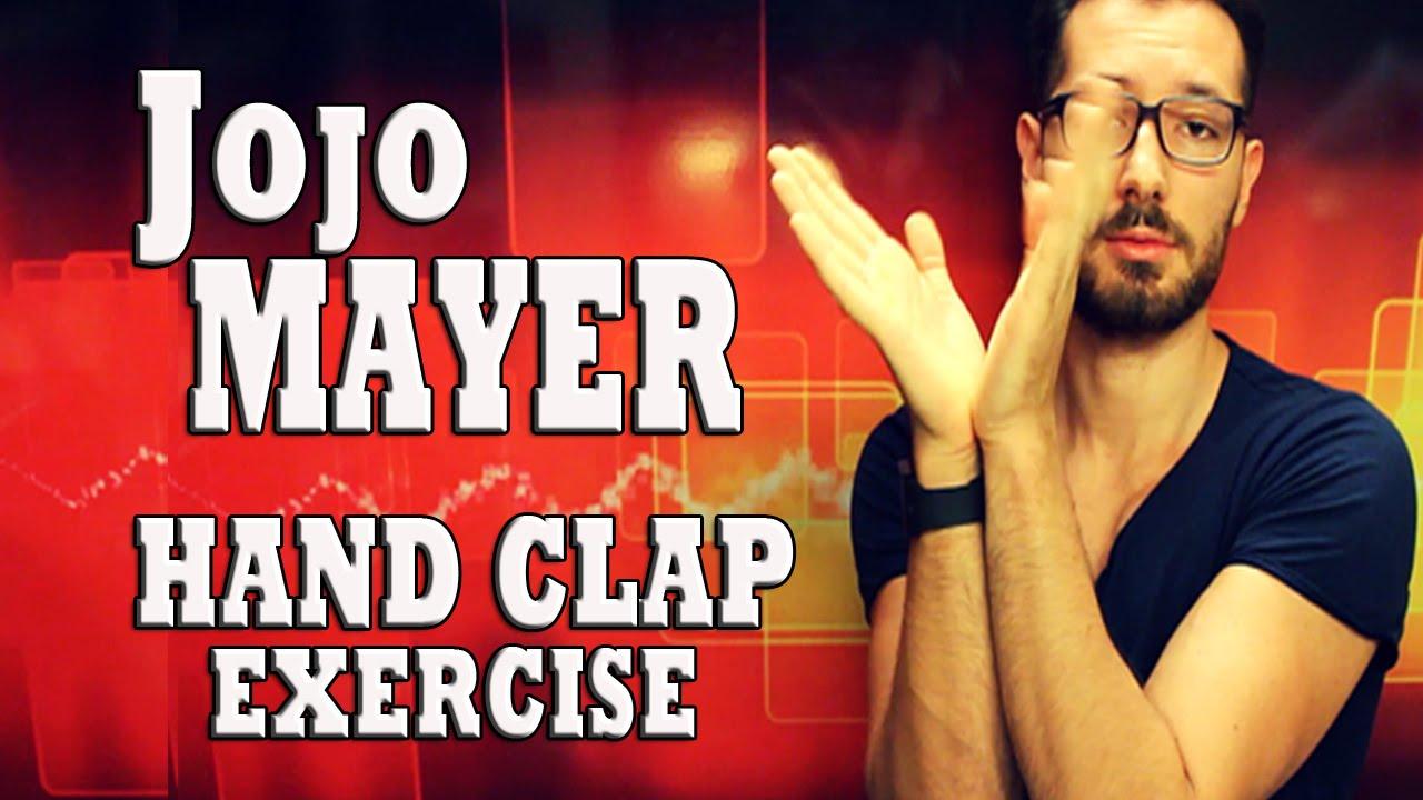 JOJO MAYER - Hand Clap Exercise by Dave Kilaun