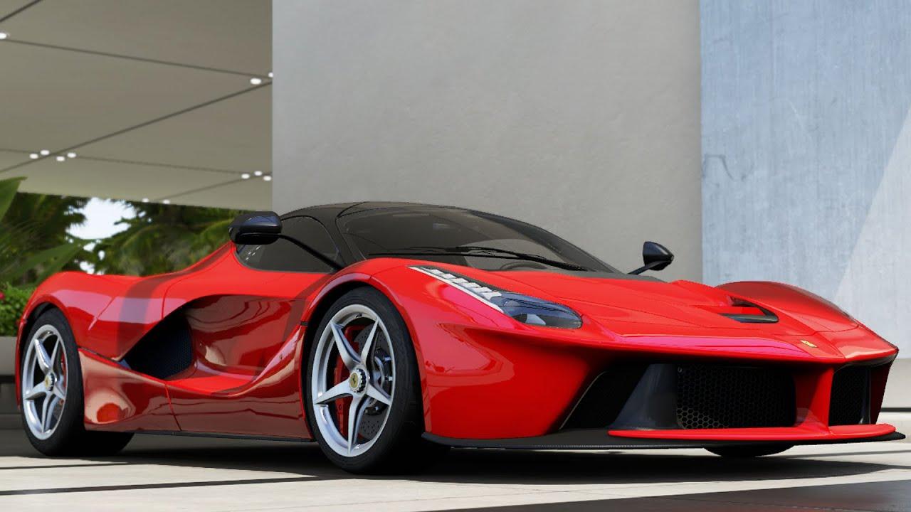 Ferrari LaFerrari 2013 - Forza Motorsport 6: Apex - Test Drive ...