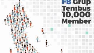Cara Membuat FB Grup Tembus 10rb Member