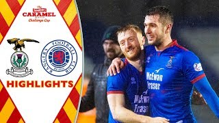 Inverness CT 2-1 Rangers Colts | Tunnocks Caramel Wafer Challenge Cup Semi-Final | SPFL