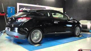 Reprogrammation moteur Renault Megane 3 dci 110cv @ 122cv dyno digiservices