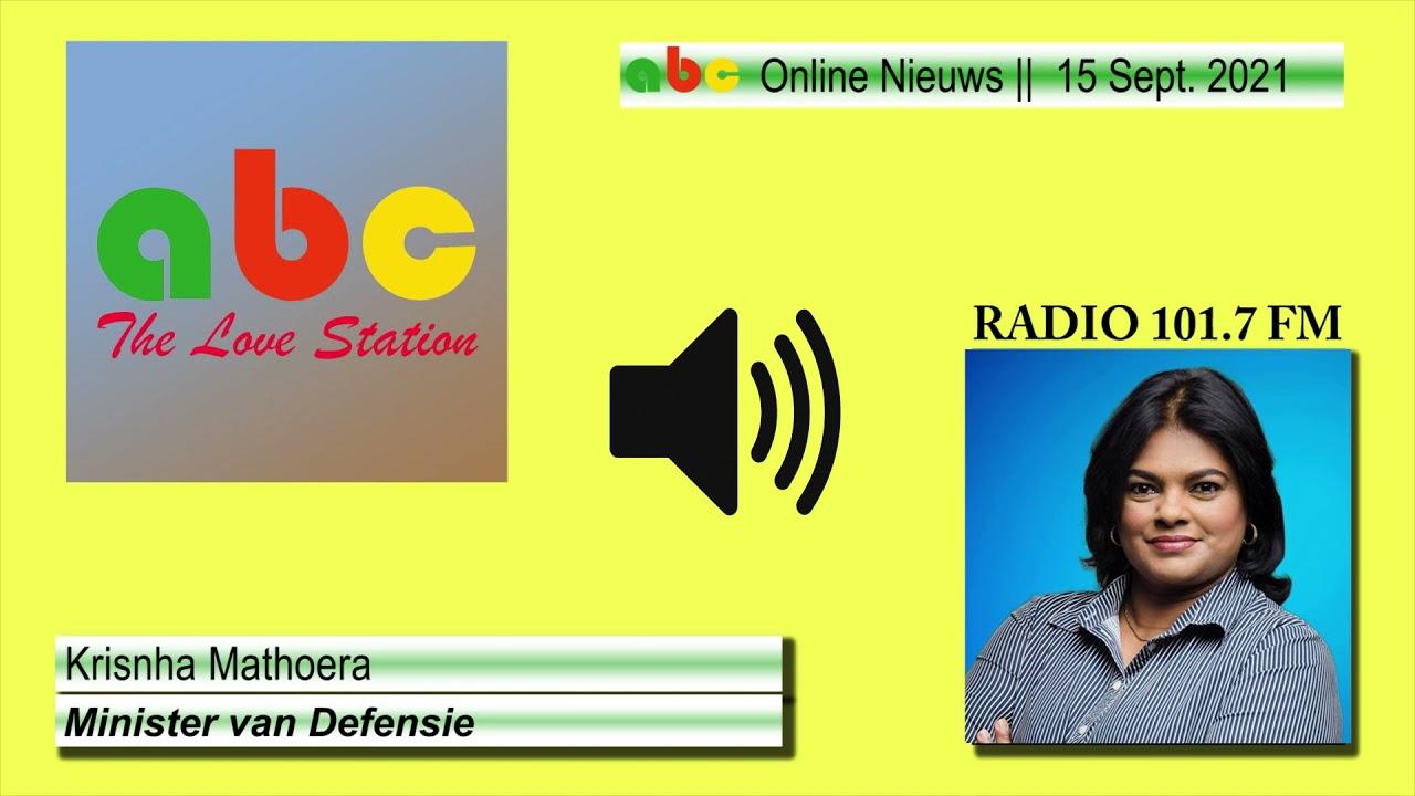 Download Defensieminister Mathoera te gast bij Southcom - ABC Online Nieuws