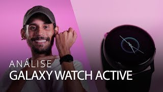 Samsung Galaxy Watch Active [Análise / Review]