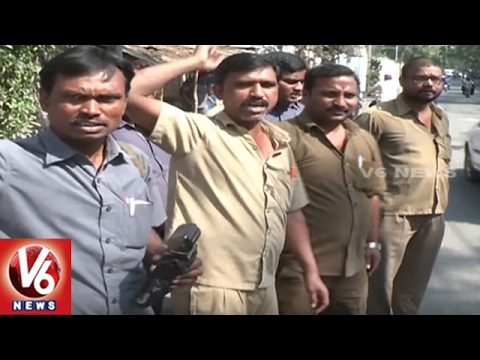 RTC Workers Fires On Management To Drop New Reforms | Hyderabad | V6 News