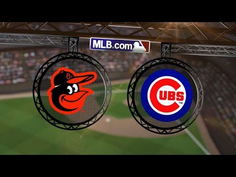 8/22/14: Cubs homer twice as Arrieta shines in win