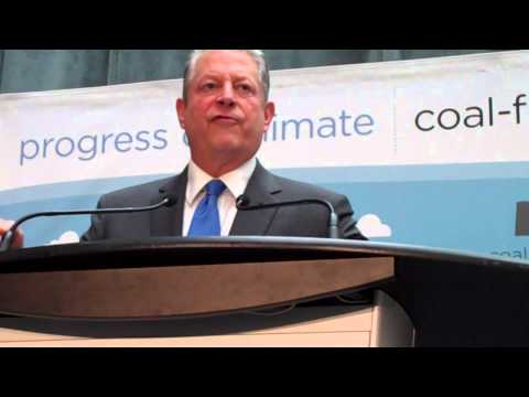 Al Gore speech on climate change & environment in Toronto, Ontario