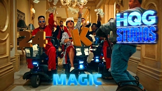 24k Magic by Bruno Mars (by HQG Studios)
