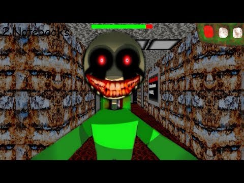 WARNING: SCARIEST BALDI EVER!? | Baldi's Basic The Old Laboratory Of Failure Exp.