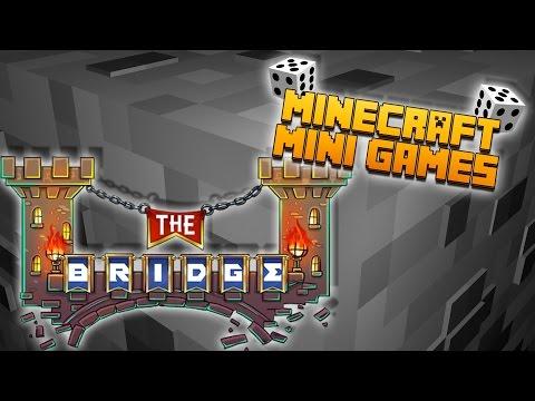 THE BRIDGE (Minecraft Minigames)