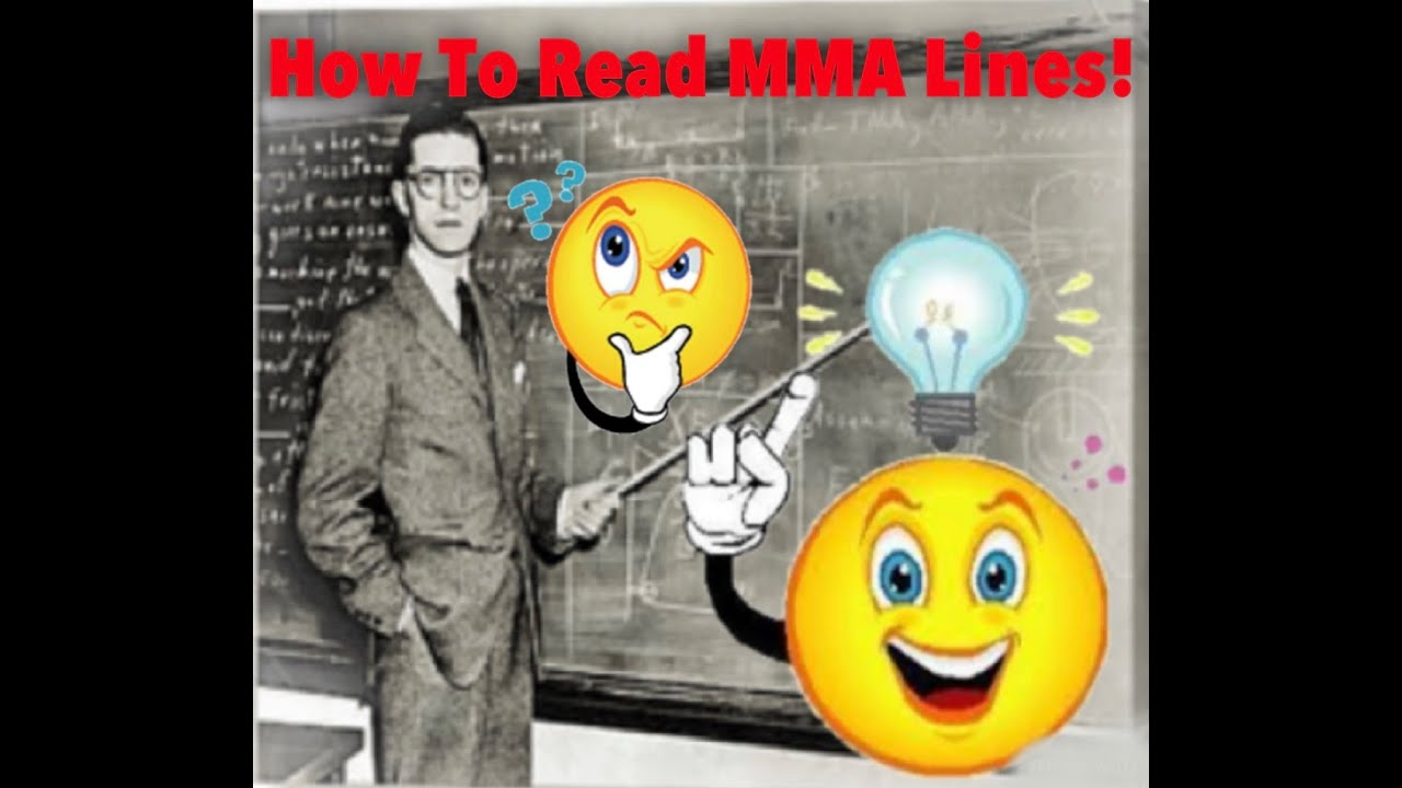 Betting lines explained mma-core bitcoins newsround website