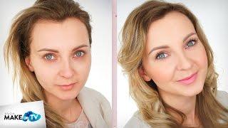 Jak wykonać podstawowy makijaż dla cery suchej – sposób Karoliny