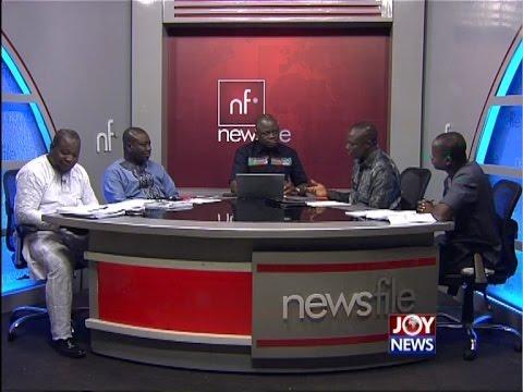 2017 Budget & Ghana's Debt Stock - Newsfile on Joy News(4-3-17)