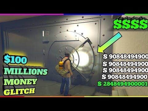 Gta 5 Million Dollars Money Glitch ( MILLIONS UNDER 5 MINUTES )