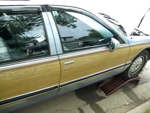 1992 buick roadmaster wagon for sale columbus oh youtube. Black Bedroom Furniture Sets. Home Design Ideas
