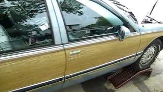 1992 buick roadmaster wagon for sale COLUMBUS OH
