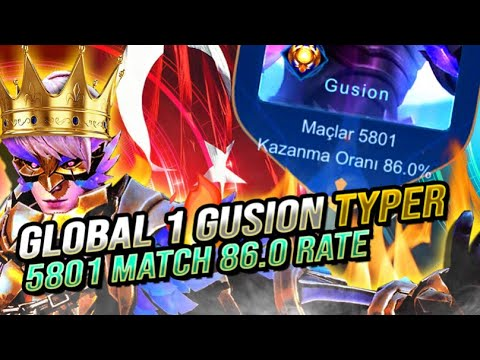Download GLOBAL 1 GUSION TYPER / GUSION 5800 MATCH 86 RATE XD