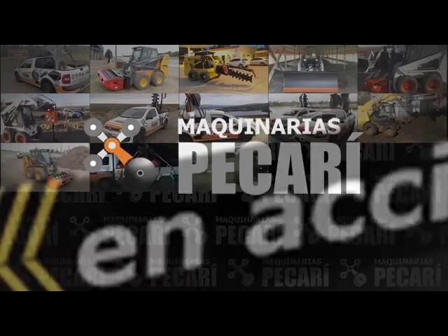 Desmalezadora en Acción! Jorge Ramos - Vera, Santa Fé | Abril 2017