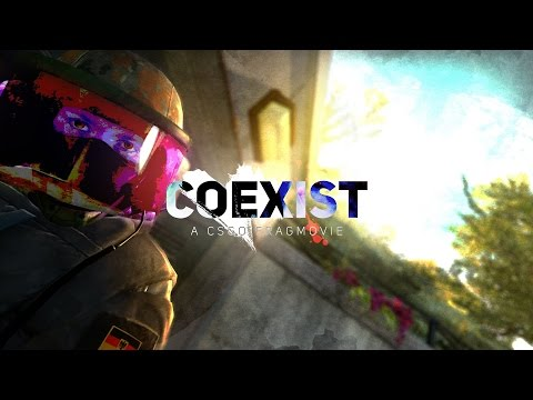 """COEXIST"" - A CSGO Fragmovie"
