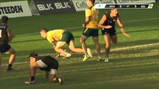 2015 World Cup Mixed Open Final - Australia v New Zealand