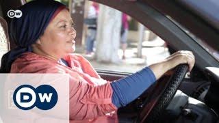 نور جابر - سائقة تاكسي | جمع مؤنث سالم