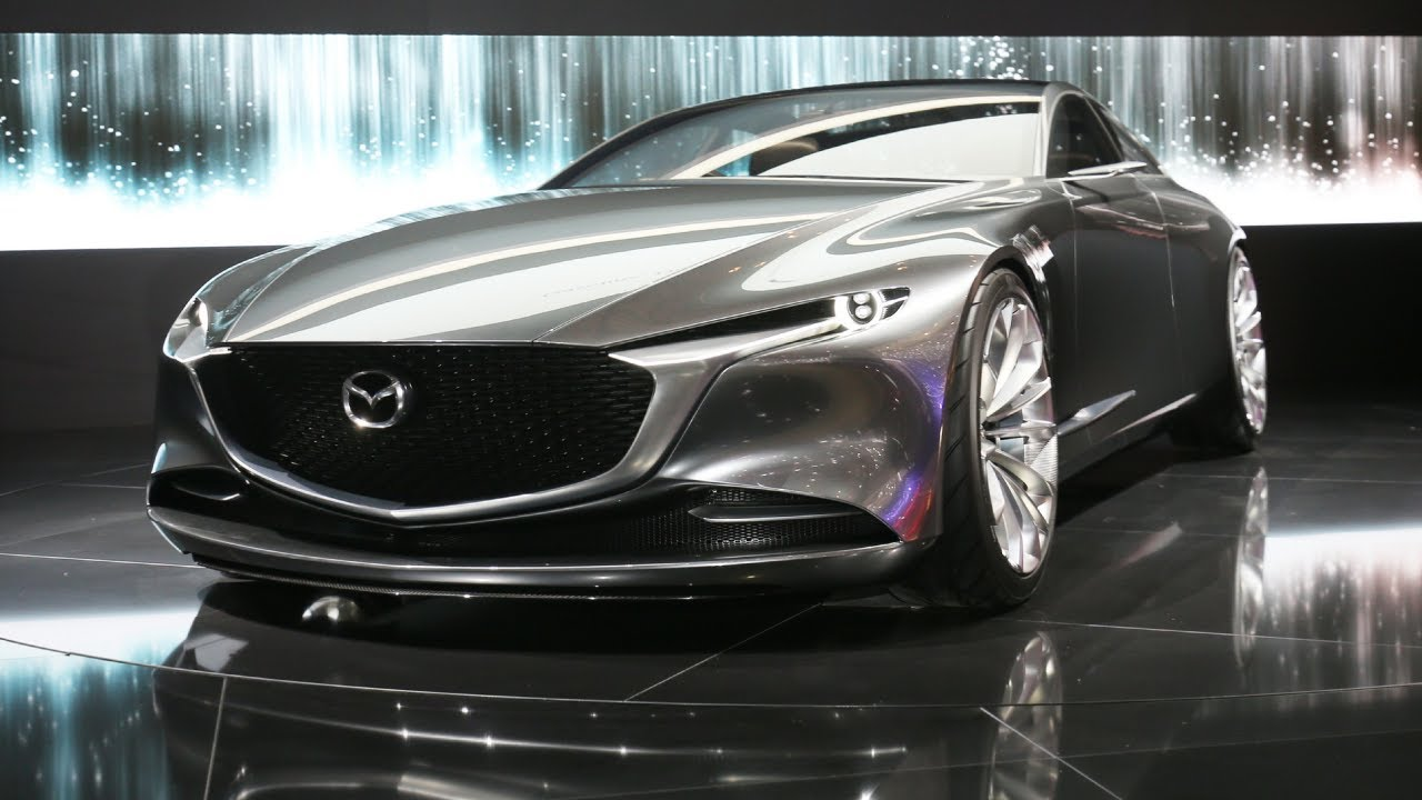 2022 Mazda 6 RX-Vision Coupe - YouTube