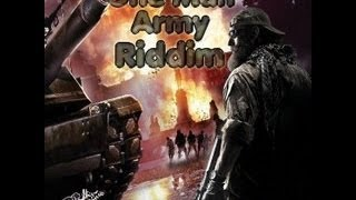 Instrumental/Version One Man Army Riddim [March 2013 - New Elements Ent]