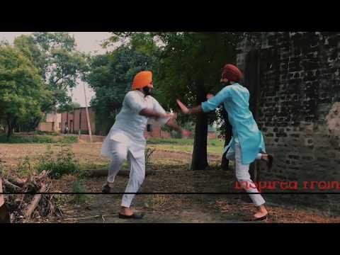 Dhullay Divar | Folk Bhangra | Prabh saini | Last Video With Aman😥 | Bhangra with Manjinder