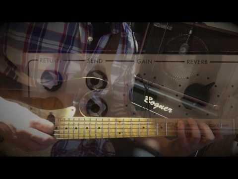 Zion Guitar & Cornford Amp Funky Jam